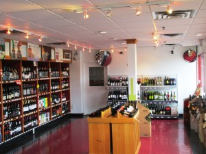 Rosie's Cold Beer & Wine store located in Comfort Inn & Suites